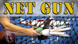 How to Make a Net Gun