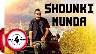 Shounki Munda – G Deep