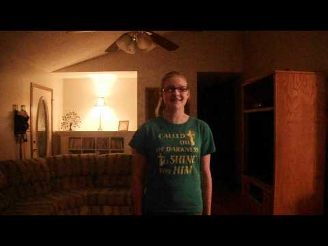 Desert Song by Natalie Grant ~ Cassidy's XFactor Audition 12-29-11