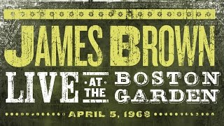 James Brown Live in Boston (Full Concert)