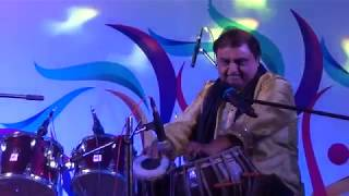Kishor Pande /fusion Band Anahat Naad - Kishor Pande in live concert