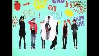 [Mon sub] Exo showtime 1-р анги