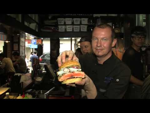 A Burger Takeover with Jaakko Sorsa