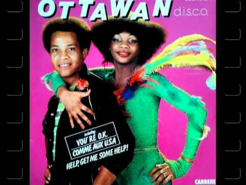Ottawan sings Shalala Song 莎啦啦歌1980