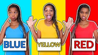 Shasha CLONES HERSELF For 24 Hour Challenge! - Onyx Kids
