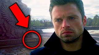 "FALCON AND WINTER SOLDIER EPISODE 5 BREAKDOWN! Easter Eggs & Details You Missed! (""Truth"")"