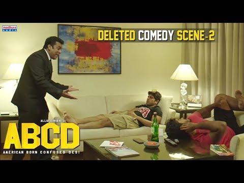 ABCD Movie Deleted Scenes(2)-Allu Sirish, Rukshar Dhillon