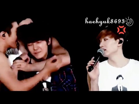 [P57] HaeHyuk/EunHae moments - When the jealousy is too much