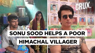 Actor Sonu Sood helps a poor villager who sold cow to buy ..