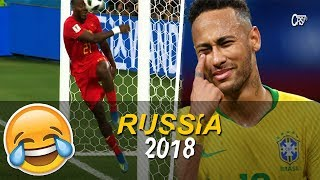 😂WORLD CUP 2018 RUSSIA - FUNNY SOCCER FOOTBALL MOMENTS! ( SKILLS, GOALS, FAILS AND MORE)!