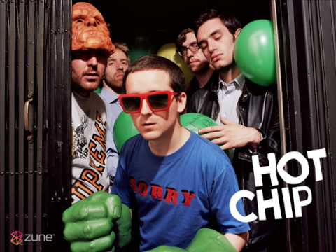 over and over - hot chip