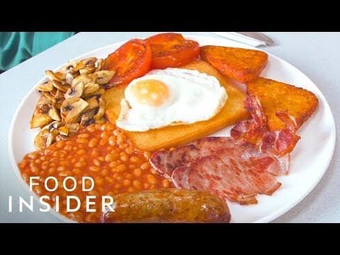 The Best English Breakfast In London | Best Of The Best