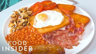 The Best English Breakfast In London | Best Of The Best
