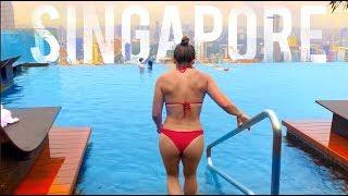 Exploring SINGAPORE (Crossfit, Hawker Chan, Marina Bay Sands Pool)