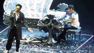 周杰倫 演唱會 2013 - 歲月如歌 + 安靜 (嘉賓 張智霖) YouTube 影片