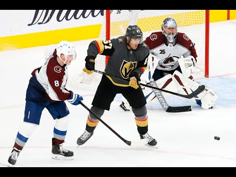 Reviewing Game Five, Golden Knights vs Avalanche