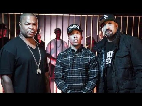 Serial Killers (Xzibit & Young De) The Smokebox BREALTV