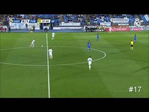Real Madrid Castilla vs Fuenlabrada