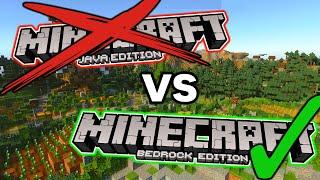 Wait, Minecraft Bedrock Edition Is Now BETTER Then JAVA???