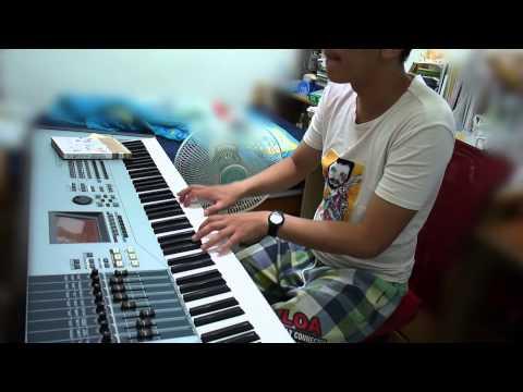 Mayday五月天【如煙】鋼琴版 piano by 小尾巴