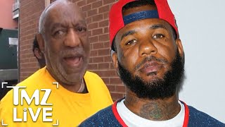 The Game Defends BIll Cosby | TMZ Live