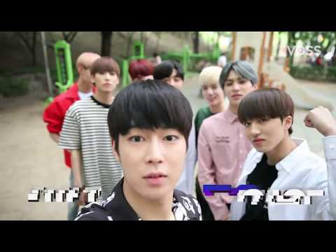 [ENG CC] SF9 Stamina king challenge - Outdoor episode