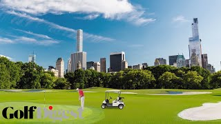 The Plan to Turn Central Park Into a Golf Course | Golf Digest