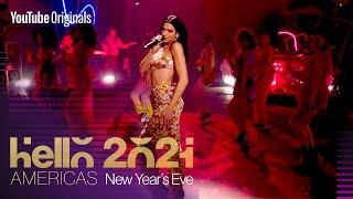 Don't Start Now – Dua Lipa Performs Hello 2021 Video HD