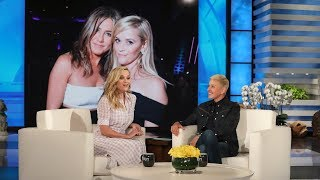 Jennifer Aniston Settles Whether She's Better Friends with Ellen or Reese Witherspoon