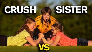 CRUSH vs SISTER Strength Challenge *Championship Round*