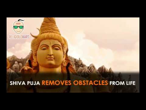 Significance of  Shiva Puja