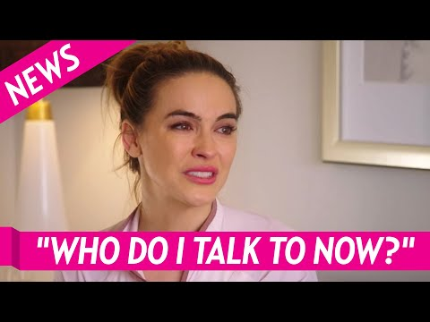 Chrishell Stause Cries Over Justin Hartley Split on 'Selling Sunsets': 'Who Do I Talk to Now?'