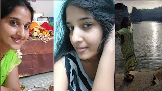 Meghana Lokesh latest video; shooting location photos..