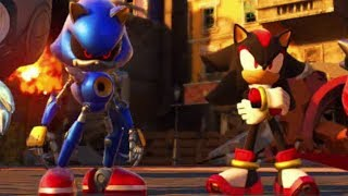 Sonic Forces - All Cut Scenes