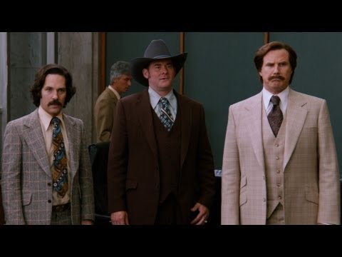'Anchorman: The Legend Continues' Trailer 2