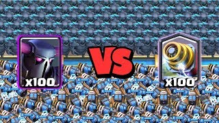 Pekka Vs Sparky | Clash Royale Challenges