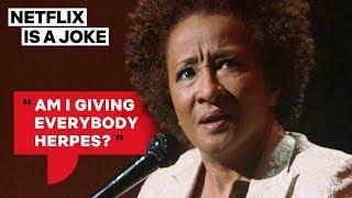 Wanda Sykes' Mueller Report Metaphor | Netflix Is A Joke