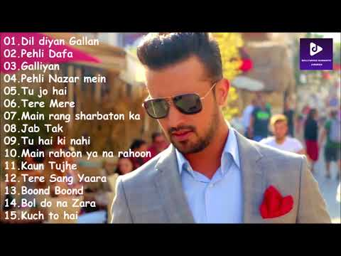 BEST ROMANTIC JUKEBOX OF ATIF ASLAM | ARMAAN MALIK | ANKIT TIWARI | BEST BOLLYWOOD ROMANTIC SONGS
