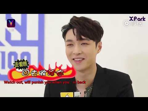 [Eng Sub] 180316 梨视频 Interview: Zhang Yixing talks about choosing partner again