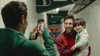 Lionel Messi ● Moments of RESPECT ► 2018
