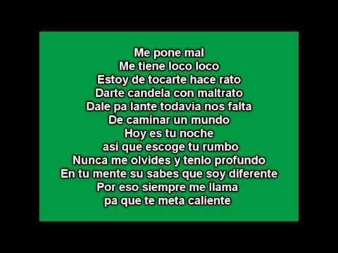 Ñengo Flow - Defiendete Atrevida (CON LETRA) HD