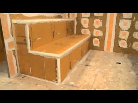 Kerdi Shower Systems Steam Room Installation Youtube
