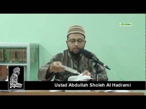 Doa Tasyahud Awal dan Sifat Sholat Nabi | Syarah Hisnul Muslim |Ustad Abdullah Sholeh Al Hadrami