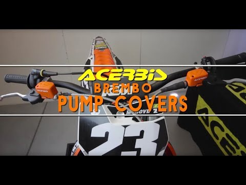 ACERBIS - Brembo Pump Covers