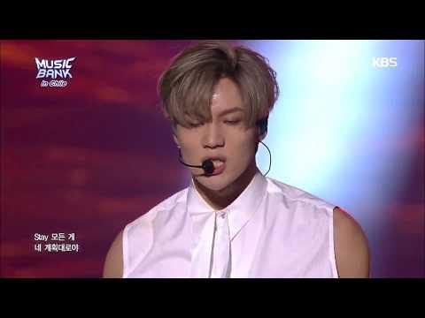 뮤직뱅크 Music Bank in chile 괴도(Danger) - 태민(Taemin) 20180411