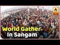 Kumbh 2019: Devotees  from around the world gather in Sangam