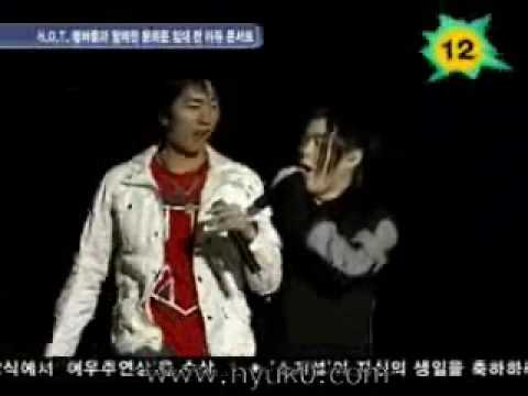 Moon Hee Jun Concert before Army (JTL showed up) 20051107 Km News