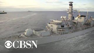 EEUU cree que Irán se ha apoderado de un petrolero desaparecido en el Golfo Pérsico