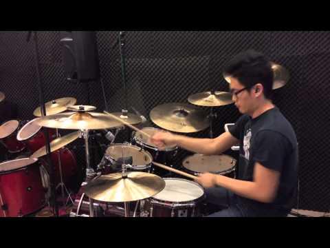 YingKi - Drum Cover (張芸京 - 我陪你)