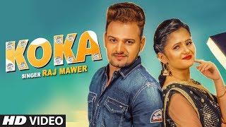 Koka – Raj Mawer Ft Anjali Raghav